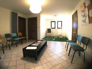 Espace Anémo - salle d'attente